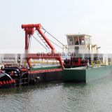 Price of dredger vessel for mud dredging