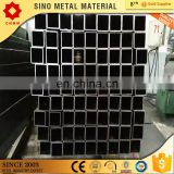 steel for table best selling in thailand welded square gi galvanized rectangular pipe 60x80