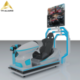Virtual Driving Race 9d Vr Simulator Car Racing Machine