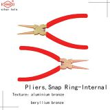Non Sparking Tools Pliers Snap Ring-Internal