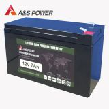 12V 7Ah Auto Battery Stater Battery   Lithium Ion Rechargeable Battery  Lifepo4 Ebike Battery manufacturer