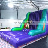 2015 inflatable Velcro wall sale jumping fun