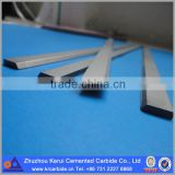 Tungsten carbide strip cutter/planer knives for wood cutting with 310mm length