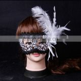 2015 new design feathers wholesale masquerade masks, party mask
