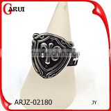 ally express cheap wholesale ring punk jewelry rings silver ring blanks