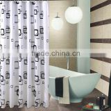 Custom Home Goods PEVA 3D Shower Curtain