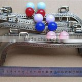 Fashion 26CM COLOURULcandy screw metal purse frame ( purse frames wholesale ,handbag frame)                                                                         Quality Choice