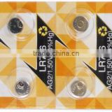 Hot sale cr2032 lithium battery with long life 3v coin cell battery cr2032 cr1616 cr1632