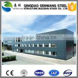 High rise prefabricated steel structure building with certificate                                                                         Quality Choice