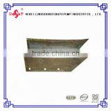 Iron plows for tractor parts The plow member Tractor parts plough machinery parts