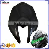 BJ-WS-Z800-13 For Kawasaki Z800 13-14 Polycarbonate Windshield Motorcycle Unbreakable