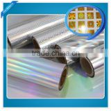 transparent 3 layers electrical insulation film