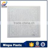 High Quality Building Material Hot Stamping PVC Panel for Interior Decoration Pvc Ceiling