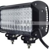 LED driving light,12inch,144W Cree led light bar,four rows Cree light bar,10080lm led work lamp flood/spot beam