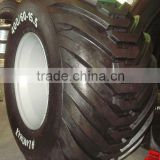 high flotation farm tire 500/60R22.5, 550/60-22.5, 600/50-22.5 700/40-22.5 for trailer , tractor and farm implement
