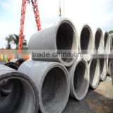 concrete drainage pipe making machine concrete pipe production line machinery concrete drain pipe