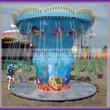HOT!!! new-designed ocean swing rides,swing flying chair or swival rides