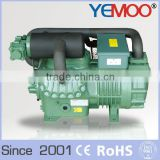 20hp YEMOO semi-hermetic double stage Bitzer electric automotive air conditioning cooling compressor