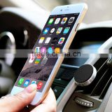 magnetic car mount for all smartphone ,air condition car mount holder , magnetic universal car air