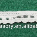 100% thick cotton lace fabric ,100% cotton swiss voile lace fabric,cotton eyelet lace trim