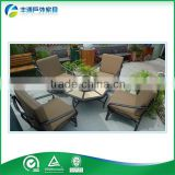 2015 Hot Sell Comfortable Cast aluminum patio furniture, garden furniture,used patio furniture