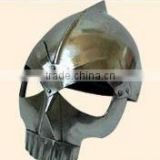 medievel helmet broad eyes 012