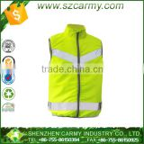 High Visibility HI-Vis Cycling Reflective Vest
