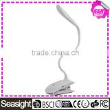 led desk lamp flexible arm, clip-on usb charger eye protection desk lamp                                                                                                         Supplier's Choice