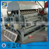 Low cost 3000-6000pcs/h fully automatic paper pulp egg carton tray making machine                                                                         Quality Choice