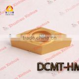 High quality for cemented carbide used tips turning DCMT-HM inserts