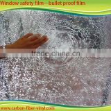 8MIL Clear Safety Film 60inch x 66ft Window Home Security Car Office Protection vinyl