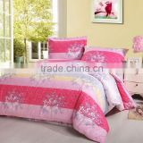100% cotton bright color luxury bedding set patchwork quilt set