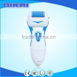Electric professional foot scrubber pedicure foot care tool callus remover