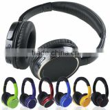 adjustable headband version4.0 LED display bluetooth headset for landline