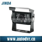 CCD 18 LED Night Vision Car Bus Truck RV Waterproof IR Reversing Camera Truck Rear View Camera