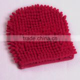 wholesale High quality cheap red double Chenille gloves bear hand oven mitts