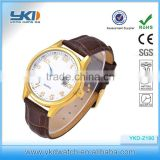 wholesale hot products 18k rose gold watch
