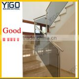 IIndoor stainless steel glass balustrade railing                                                                         Quality Choice