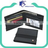 fancy pu leather standard size men wallet 2016                                                                         Quality Choice