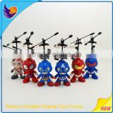 Hot and New Induction spider man Infrared mini spider man with ar.drone flash light rc spider man flying saucer spider man toys