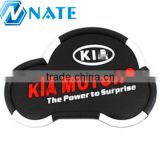 2014 whole sale Car Logo Car Non-slip Mat KIA Sportage Accessories Flexible Phone Holder