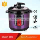 compare electric pressure cookers with temperature control and cooker parts