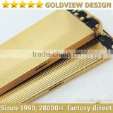 Full Crystal 24k Gold for iPhone 5s,24k gold for iphone 5s for iphone 5s back housing, for iphone 5s 24k gold housing