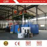 China Plastic Machinery Blow Molding Machine for Water Tank Making Machines with CE CertificateCC