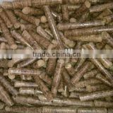 6mm wood pellet with low ash content