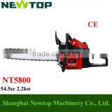 Good Quality Green Cut Chainsaw 5800 Made in China