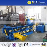 Aupu coke bottle baler for Steel shavings High quality