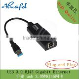 1000Mbps USB3.0 to Ethernet Adpater Ethernet Wifi Adapter