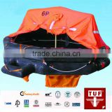 Solas EC & CCS self inflating life raft