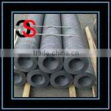 UHP graphite electrode with nipples RP/HP/UHP for steel making and arc furnaces china manufacturer